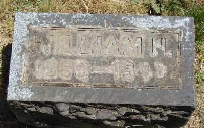 SHELLEY, WILLIAM H - Polk County, Oregon | WILLIAM H SHELLEY - Oregon Gravestone Photos