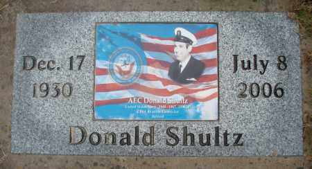 SHULTZ, DONALD - Polk County, Oregon | DONALD SHULTZ - Oregon Gravestone Photos