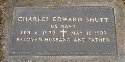 SHUTT, CHARLES EDWARD - Polk County, Oregon   CHARLES EDWARD SHUTT - Oregon Gravestone Photos