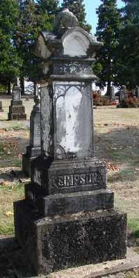 SIMPSON, MARGARET - Polk County, Oregon | MARGARET SIMPSON - Oregon Gravestone Photos