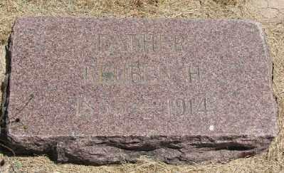 SIMPSON, REUBEN HILL - Polk County, Oregon   REUBEN HILL SIMPSON - Oregon Gravestone Photos