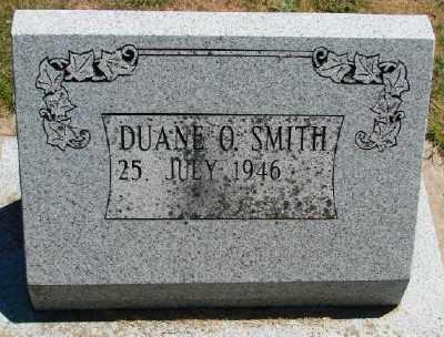 SMITH, DUANE O - Polk County, Oregon   DUANE O SMITH - Oregon Gravestone Photos