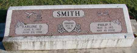 SMITH, EARLINE D - Polk County, Oregon | EARLINE D SMITH - Oregon Gravestone Photos