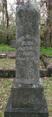 SMITH, SUSANNA P - Polk County, Oregon | SUSANNA P SMITH - Oregon Gravestone Photos