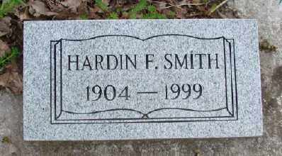 SMITH, HARDIN F - Polk County, Oregon | HARDIN F SMITH - Oregon Gravestone Photos