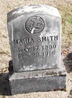 SMITH, MARIA - Polk County, Oregon | MARIA SMITH - Oregon Gravestone Photos