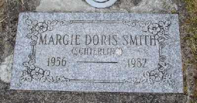 SCHIERLIN, MARGIE DORIS - Polk County, Oregon | MARGIE DORIS SCHIERLIN - Oregon Gravestone Photos