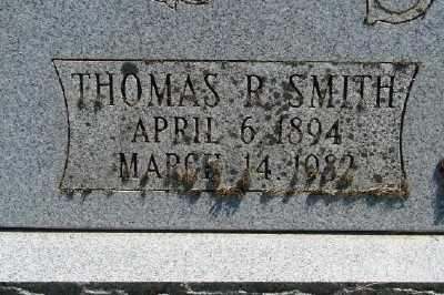 SMITH, THOMAS R - Polk County, Oregon | THOMAS R SMITH - Oregon Gravestone Photos