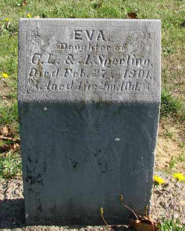 SPERLING, EVA - Polk County, Oregon | EVA SPERLING - Oregon Gravestone Photos