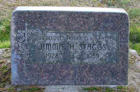 STAGGS, JIMMIE H - Polk County, Oregon   JIMMIE H STAGGS - Oregon Gravestone Photos