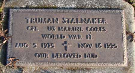 STALNAKER, TRUMAN - Polk County, Oregon | TRUMAN STALNAKER - Oregon Gravestone Photos