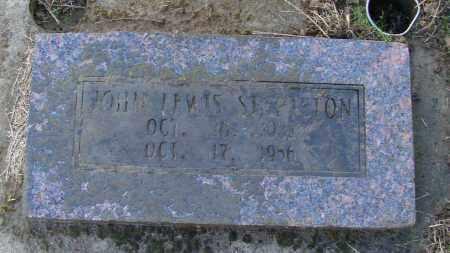 STAPLETON, JOHN LEWIS - Polk County, Oregon | JOHN LEWIS STAPLETON - Oregon Gravestone Photos
