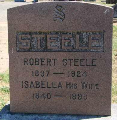 STEELE, ISABELLA - Polk County, Oregon | ISABELLA STEELE - Oregon Gravestone Photos