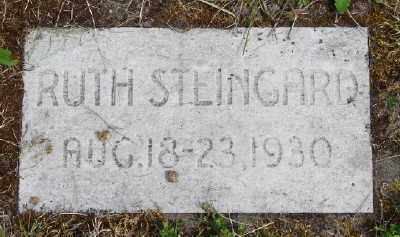 STEINGARD, RUTH - Polk County, Oregon | RUTH STEINGARD - Oregon Gravestone Photos