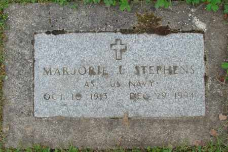 STEPHENS, MARJORIE L - Polk County, Oregon | MARJORIE L STEPHENS - Oregon Gravestone Photos