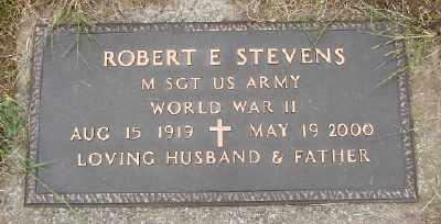 STEVENS, ROBERT EDWARD - Polk County, Oregon | ROBERT EDWARD STEVENS - Oregon Gravestone Photos