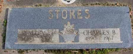 STOKES, CHARLES B - Polk County, Oregon | CHARLES B STOKES - Oregon Gravestone Photos