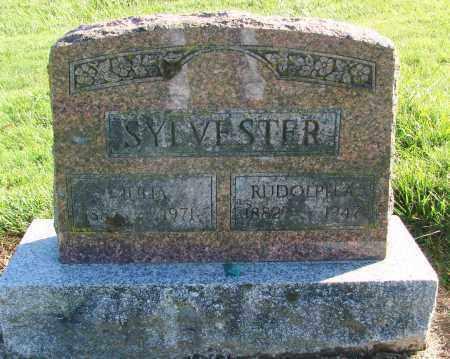 SYLVESTER, JULIA - Polk County, Oregon | JULIA SYLVESTER - Oregon Gravestone Photos