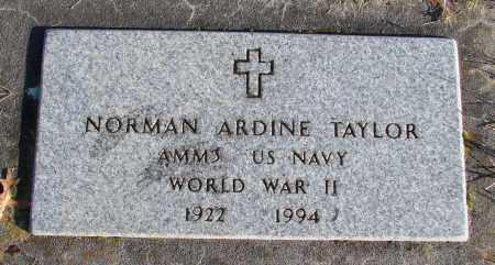 TAYLOR (WWII), NORMAN ARDINE - Polk County, Oregon | NORMAN ARDINE TAYLOR (WWII) - Oregon Gravestone Photos