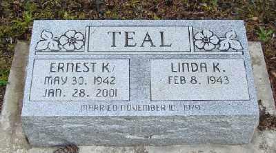 TEAL, LINDA K - Polk County, Oregon   LINDA K TEAL - Oregon Gravestone Photos