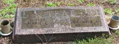 TEAL, CHESTER OTTO - Polk County, Oregon   CHESTER OTTO TEAL - Oregon Gravestone Photos