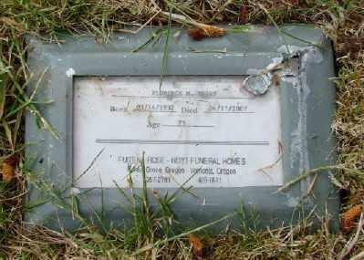 PAYNE THIES, FLORENCE MABLE - Polk County, Oregon | FLORENCE MABLE PAYNE THIES - Oregon Gravestone Photos