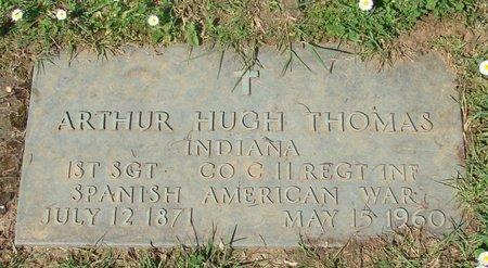 THOMAS, ARTHUR HUGH - Polk County, Oregon | ARTHUR HUGH THOMAS - Oregon Gravestone Photos