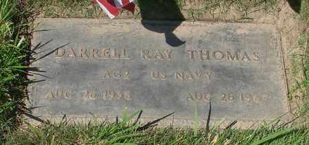 THOMAS, DARRELL RAY - Polk County, Oregon | DARRELL RAY THOMAS - Oregon Gravestone Photos