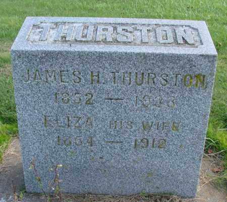 THURSTON, JAMES H - Polk County, Oregon   JAMES H THURSTON - Oregon Gravestone Photos