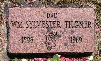 TILGNER, WILLIAM SYLVESTER - Polk County, Oregon | WILLIAM SYLVESTER TILGNER - Oregon Gravestone Photos