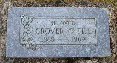 TILL, GROVER C - Polk County, Oregon   GROVER C TILL - Oregon Gravestone Photos