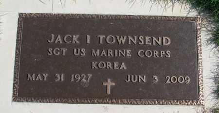 TOWNSEND (KOR), JACK IRA - Polk County, Oregon | JACK IRA TOWNSEND (KOR) - Oregon Gravestone Photos
