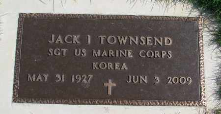 TOWNSEND, JACK IRA - Polk County, Oregon | JACK IRA TOWNSEND - Oregon Gravestone Photos