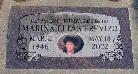 TREVIZO, MARINA ELIAS - Polk County, Oregon   MARINA ELIAS TREVIZO - Oregon Gravestone Photos