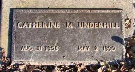 UNDERHILL, CATHERINE M - Polk County, Oregon | CATHERINE M UNDERHILL - Oregon Gravestone Photos