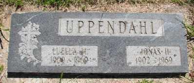 UPPENDAHL, JONAS H - Polk County, Oregon | JONAS H UPPENDAHL - Oregon Gravestone Photos