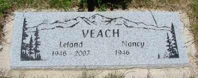 MCKIBBEN VEACH, NANCY - Polk County, Oregon | NANCY MCKIBBEN VEACH - Oregon Gravestone Photos