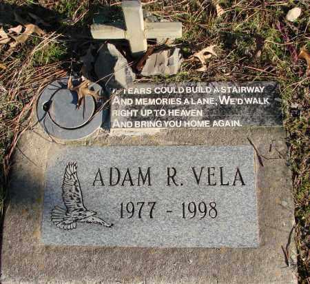 VELA, ADAM R - Polk County, Oregon   ADAM R VELA - Oregon Gravestone Photos