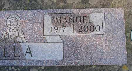 VELA, MANUEL - Polk County, Oregon   MANUEL VELA - Oregon Gravestone Photos