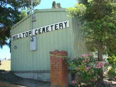 VIEW, HILLTOP CEMETERY - Polk County, Oregon | HILLTOP CEMETERY VIEW - Oregon Gravestone Photos