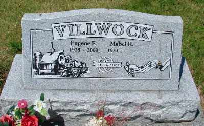 VILLWOCK, MABEL R - Polk County, Oregon | MABEL R VILLWOCK - Oregon Gravestone Photos