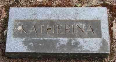 WAGNER, KATHERINA - Polk County, Oregon | KATHERINA WAGNER - Oregon Gravestone Photos