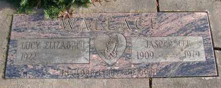 WALLACE, LUCY ELIZABETH - Polk County, Oregon   LUCY ELIZABETH WALLACE - Oregon Gravestone Photos