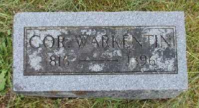 WARKENTIN, COR - Polk County, Oregon | COR WARKENTIN - Oregon Gravestone Photos