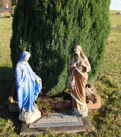 WEAVER, DOROTHY E - Polk County, Oregon | DOROTHY E WEAVER - Oregon Gravestone Photos