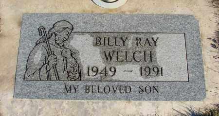 WELCH, BILLY RAY - Polk County, Oregon   BILLY RAY WELCH - Oregon Gravestone Photos