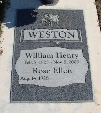 WESTON, WILLIAM HENRY - Polk County, Oregon   WILLIAM HENRY WESTON - Oregon Gravestone Photos