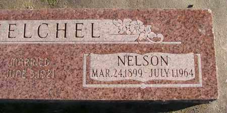 WHELCHEL, NELSON - Polk County, Oregon | NELSON WHELCHEL - Oregon Gravestone Photos