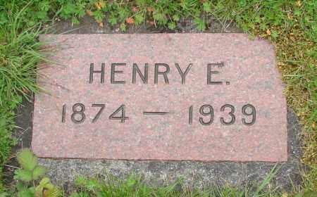 WHITE, HENRY E - Polk County, Oregon | HENRY E WHITE - Oregon Gravestone Photos