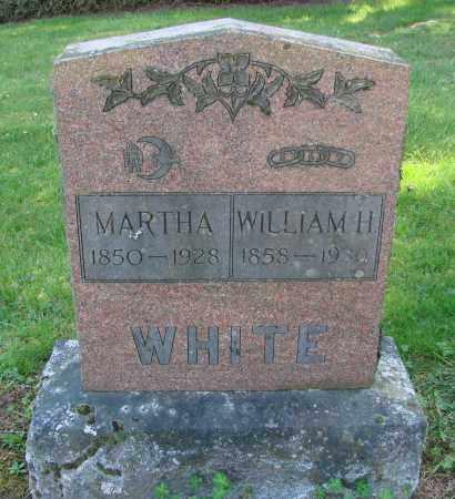 WHITE, WILLIAM H - Polk County, Oregon | WILLIAM H WHITE - Oregon Gravestone Photos